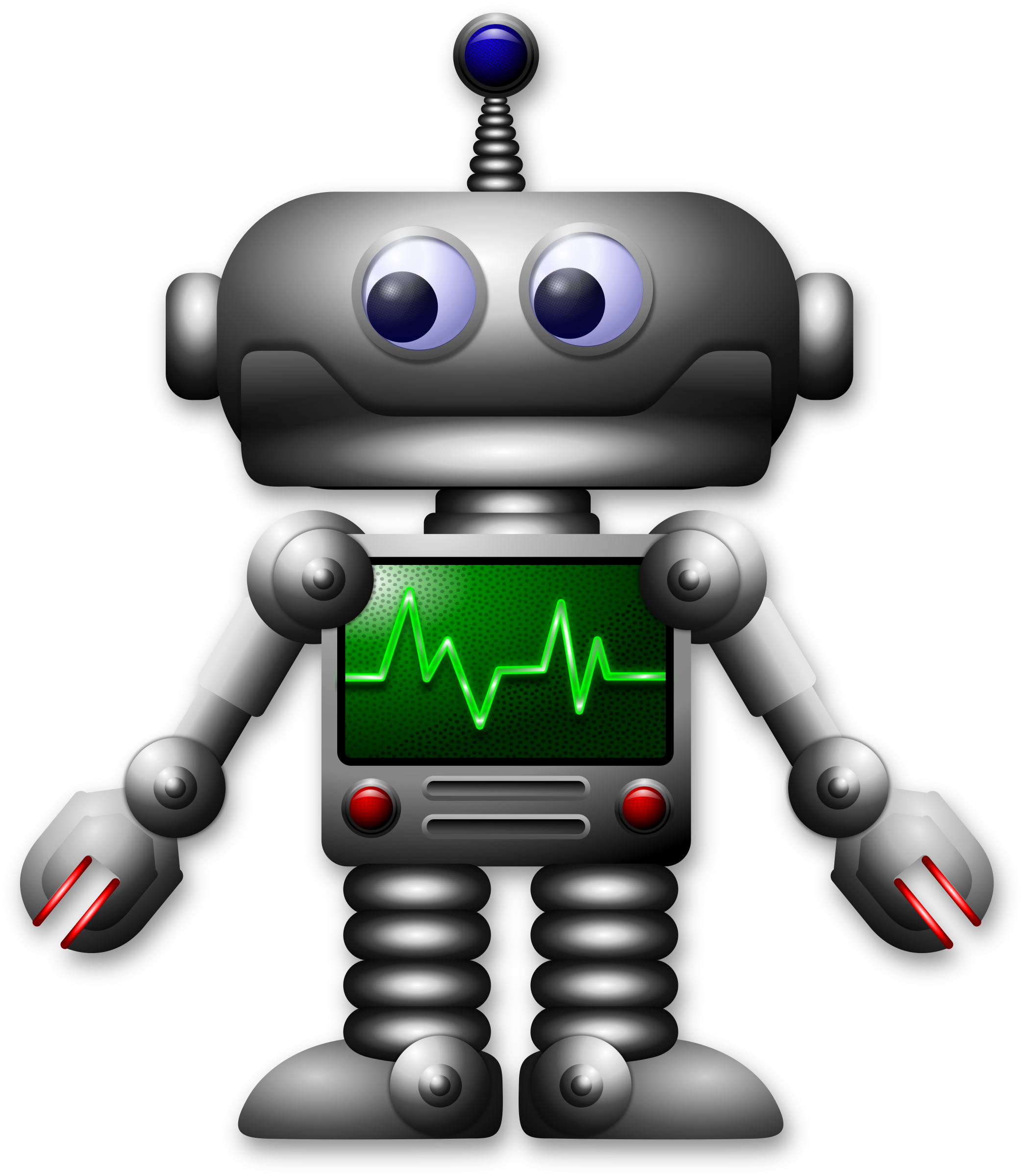 Toy clipart robot, Toy robot Transparent FREE for download ...