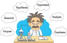 Experiment clipart science conclusion. Free clip art pictures