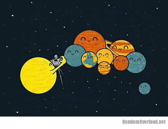 Planets clipart 8 planet. Solar system science clip