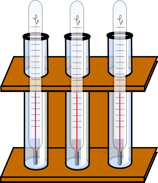In beaker clip art. Clipart thermometer laboratory thermometer