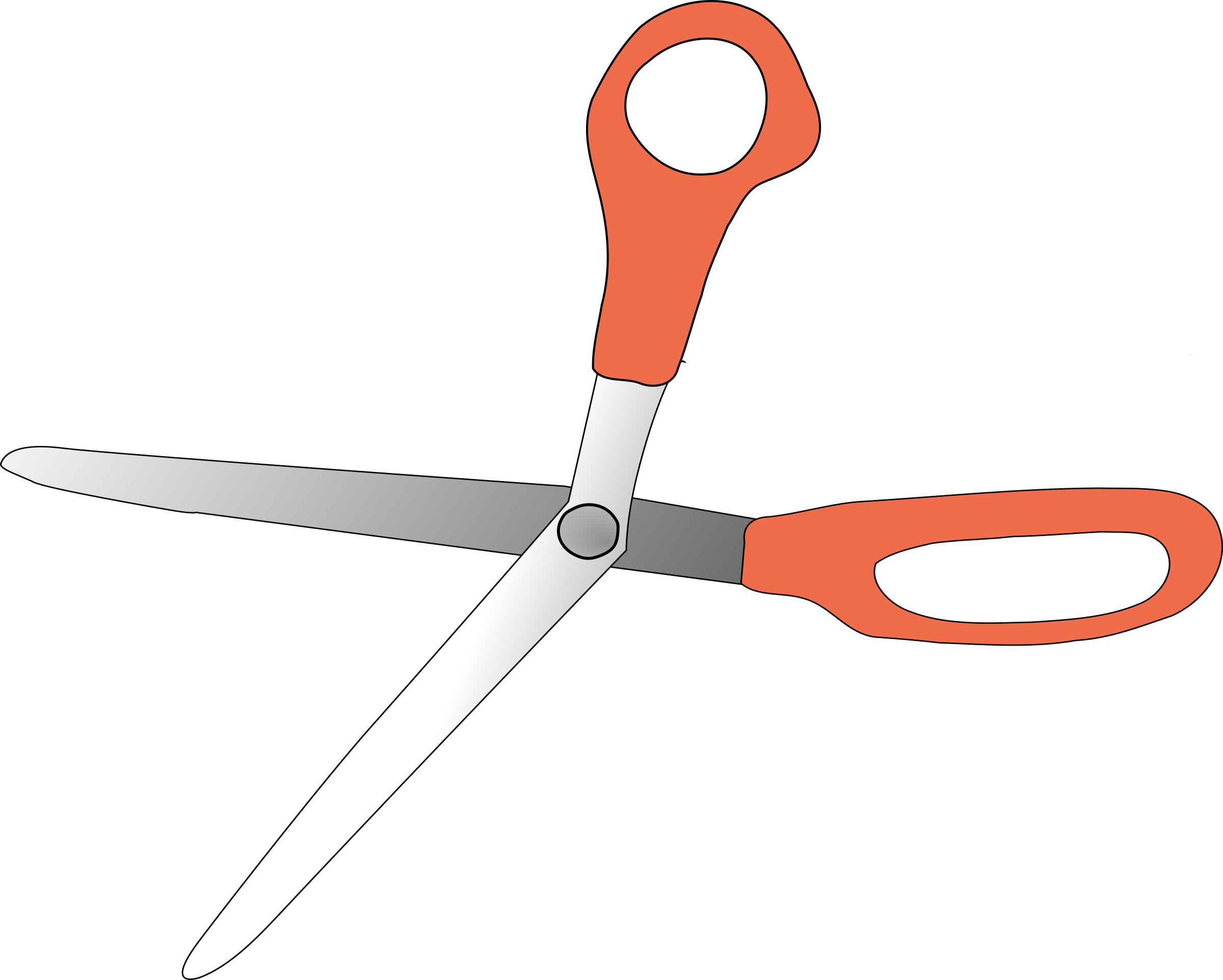 Clipart scissors animation. Wide open big image