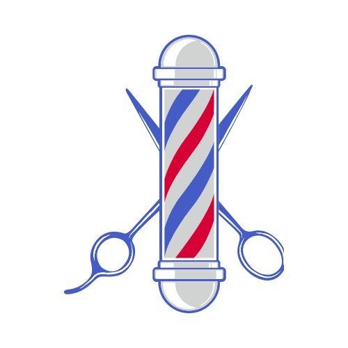 Clipart scissors barber pole. C clip art get