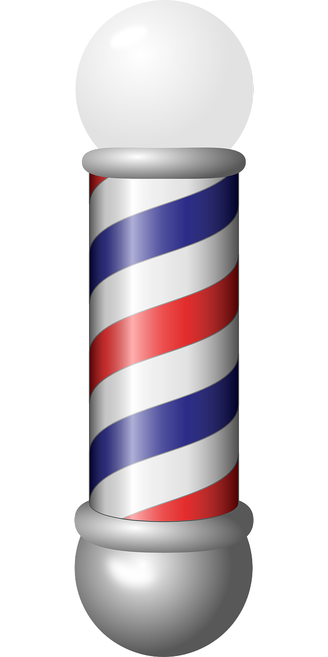 Clipart scissors barber pole. Hairdressing academy melbourne disguise