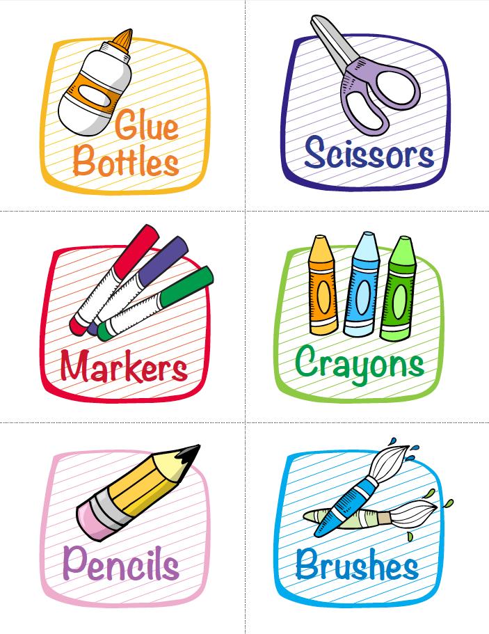 Free Clip Art School Journal