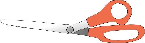 Clipart scissors closed. Clip art free vector