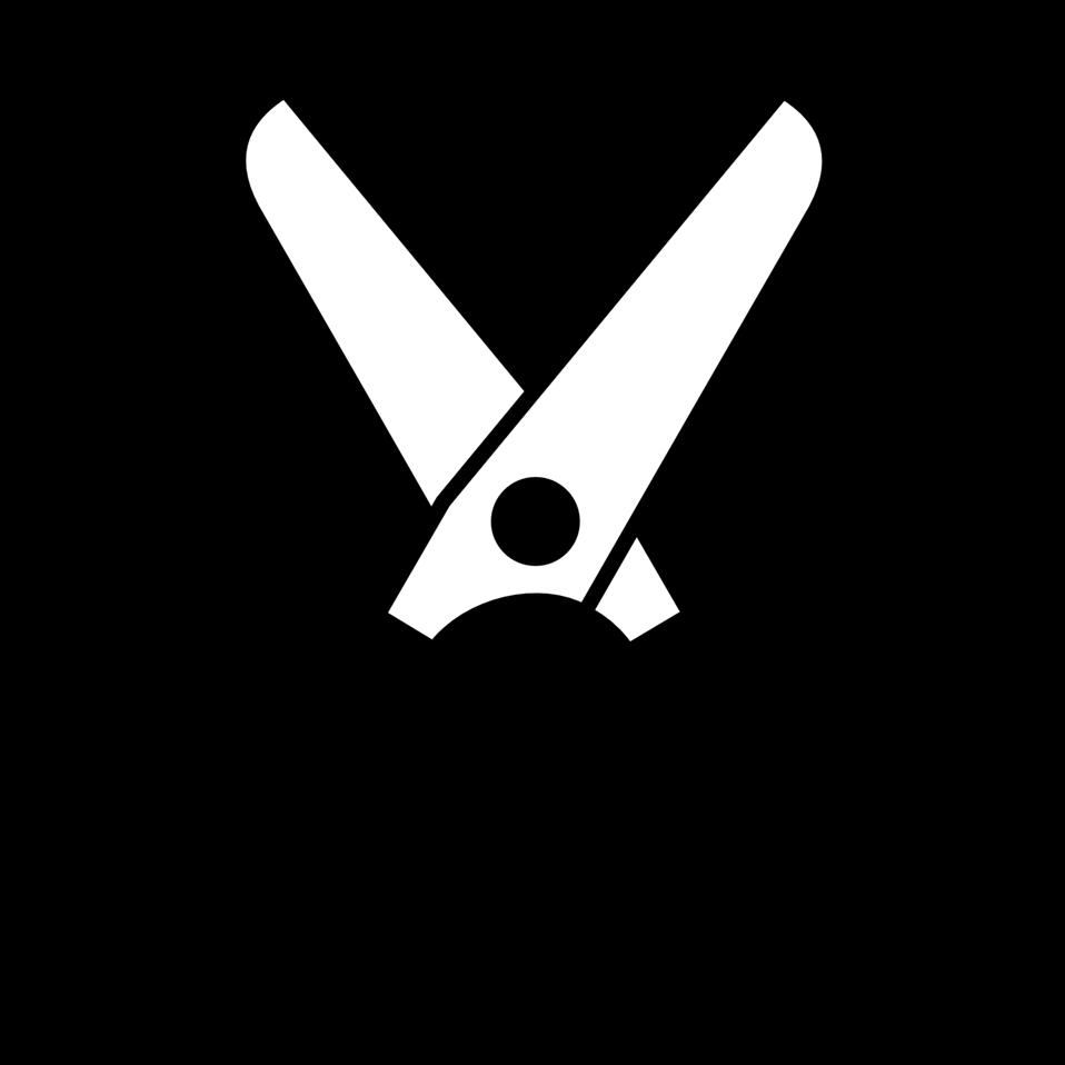 Clipart scissors closed. Public domain clip art