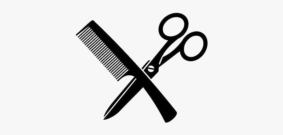 And logo free cliparts. Clipart scissors comb