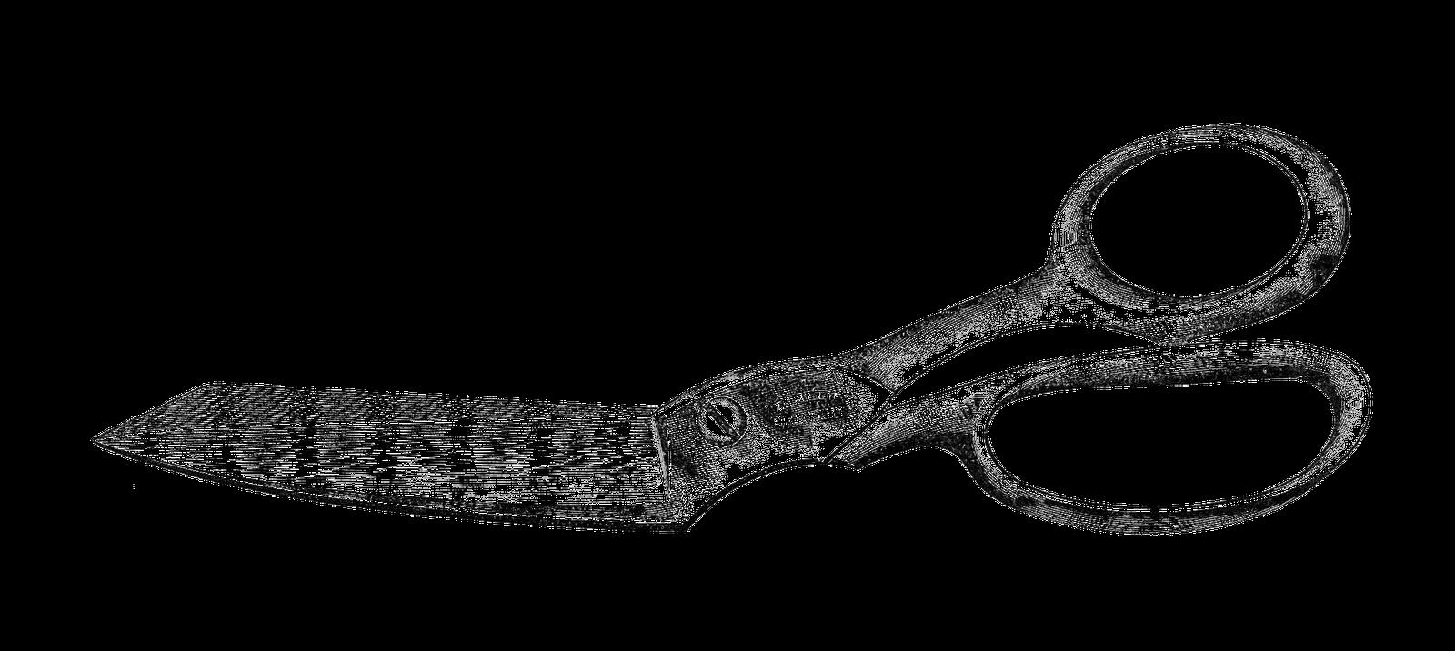 Hair scissors clip art. Clipart sword vintage