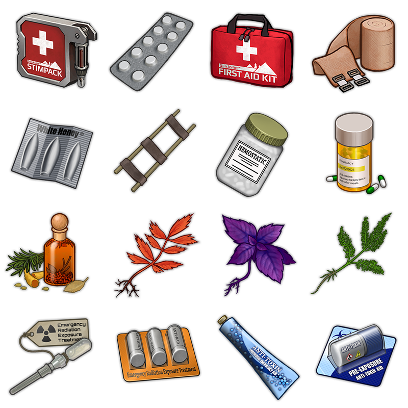 Collection of free haemastatics. Worry clipart survival gear