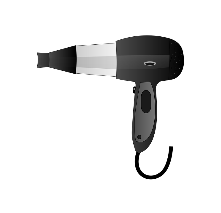 Blow and png transparent. Clipart scissors hair dryer