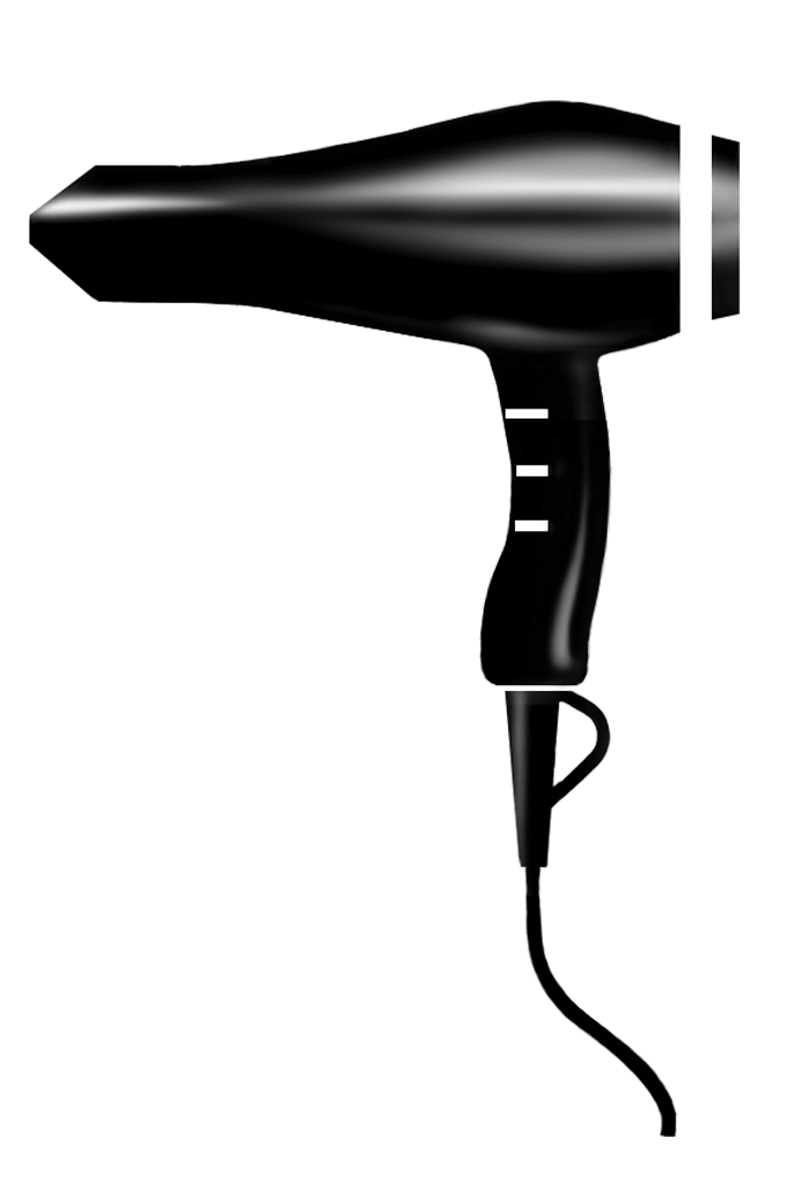 collection of blow. Clipart scissors hair dryer