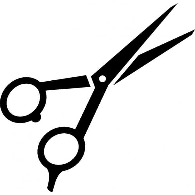 Clipart scissors hair styling. Stylist icon free icons