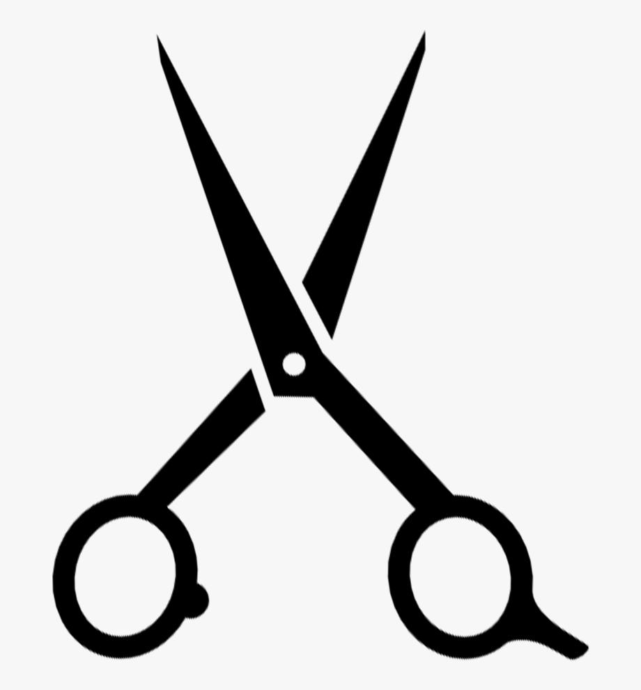 Clipart scissors hair styling. Scissor lever png logo