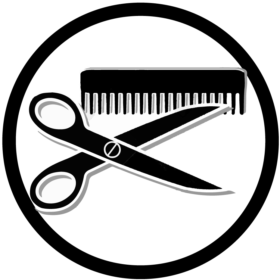 New cuts welcome. Clipart scissors hair styling