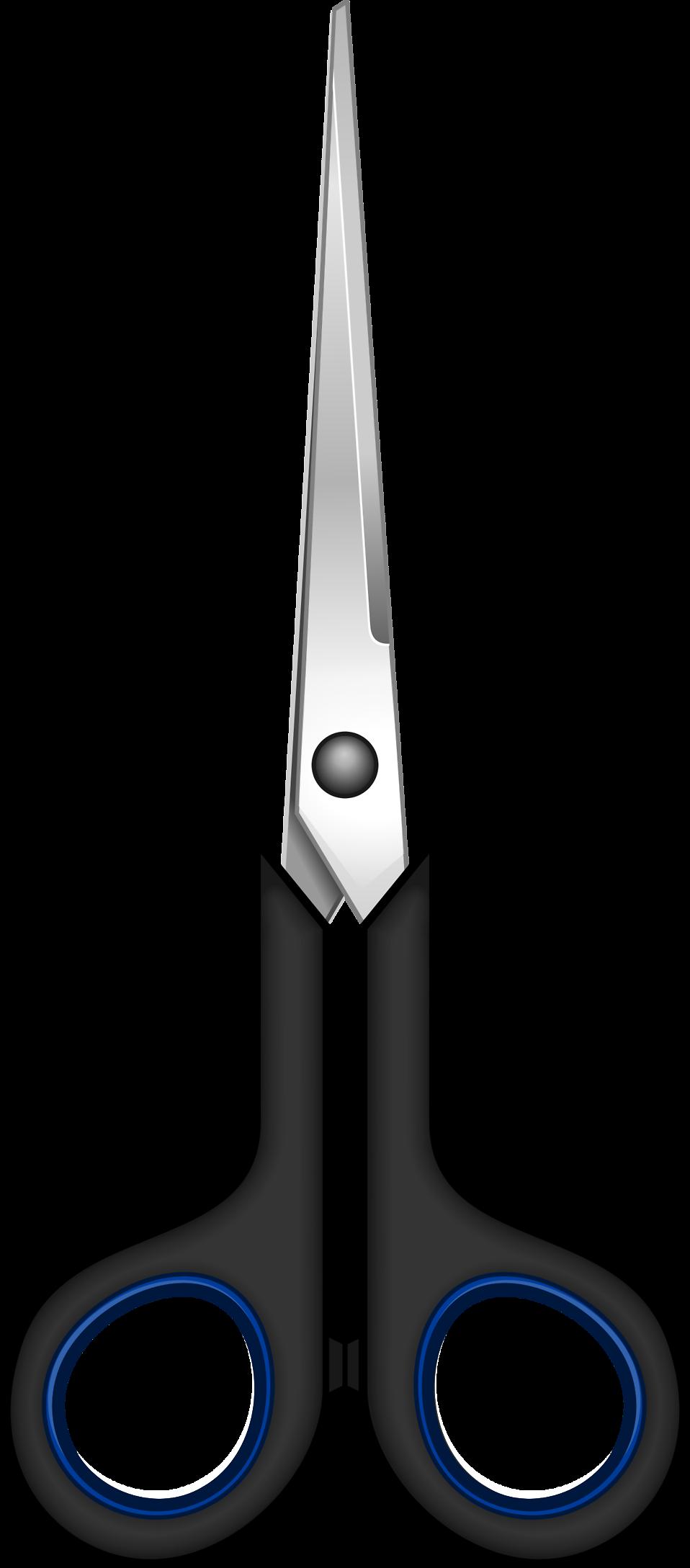 Clipart scissors household object. Free stock photo illustration