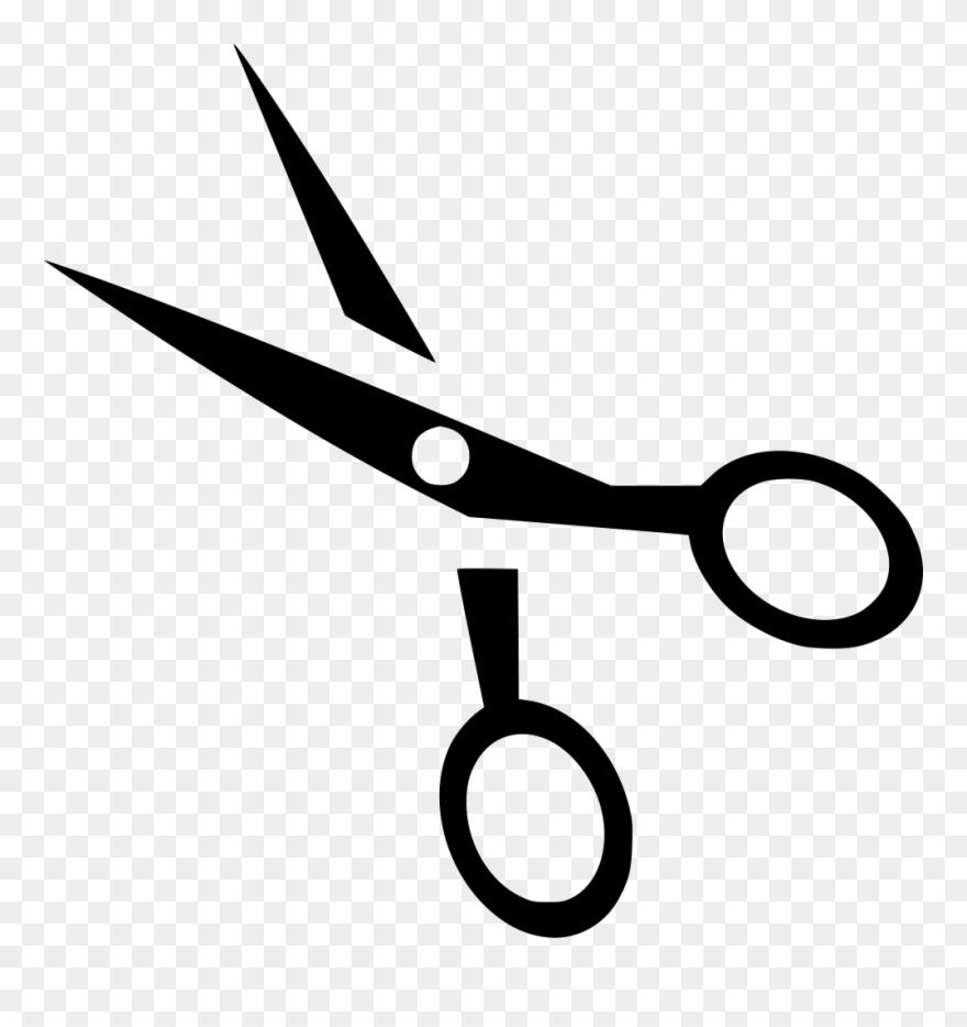 Shears clipart shear. Haircut scissors hair cutting