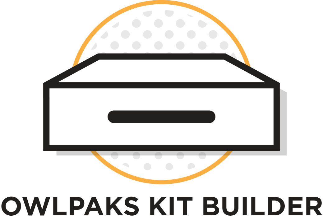 Build a kit select. Markers clipart broadline
