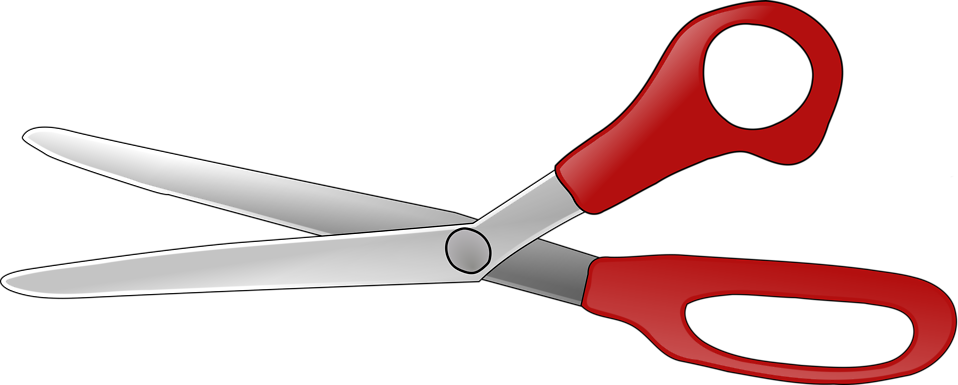 Shears clipart border.  collection of scissors