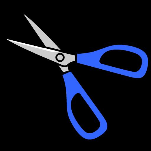Scissors hair cutting transparency. Shears clipart sissor