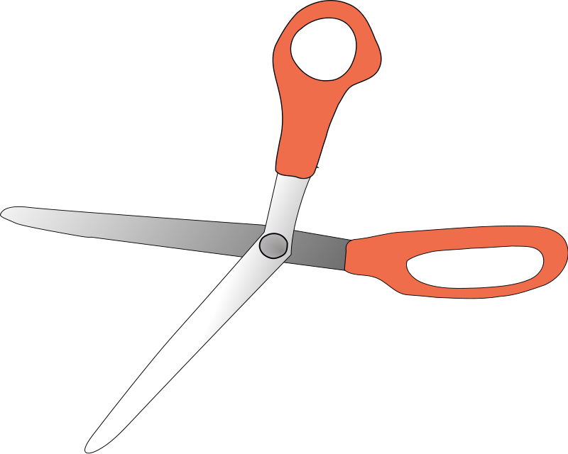 Shears clipart border. Scissors free stock photo
