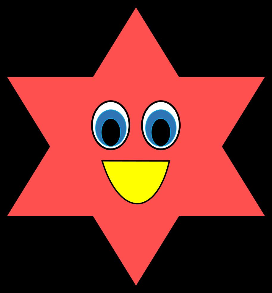 Shapes free creationz star. Lock clipart shape
