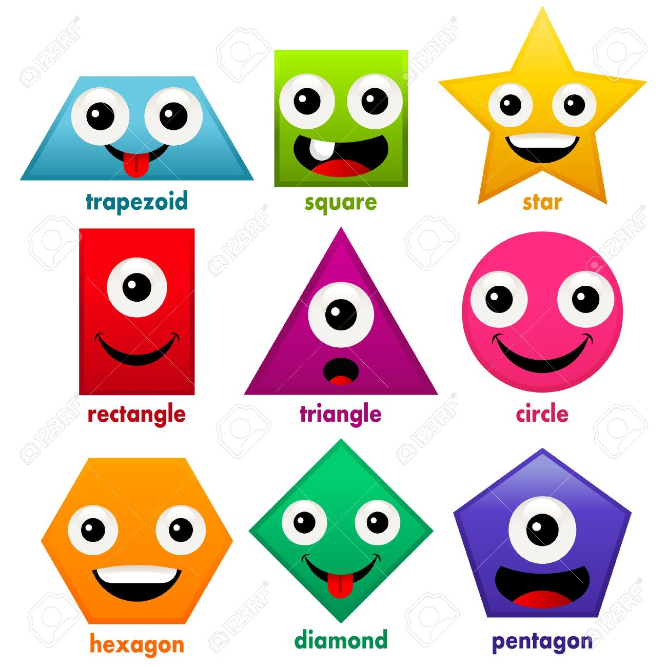 Clipart shapes basic shape. Square free download best