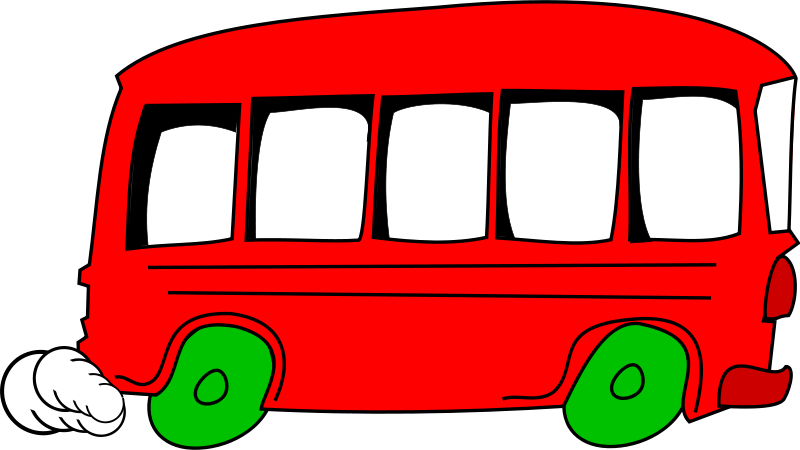 Free psd files vectors. Clipart shapes bus