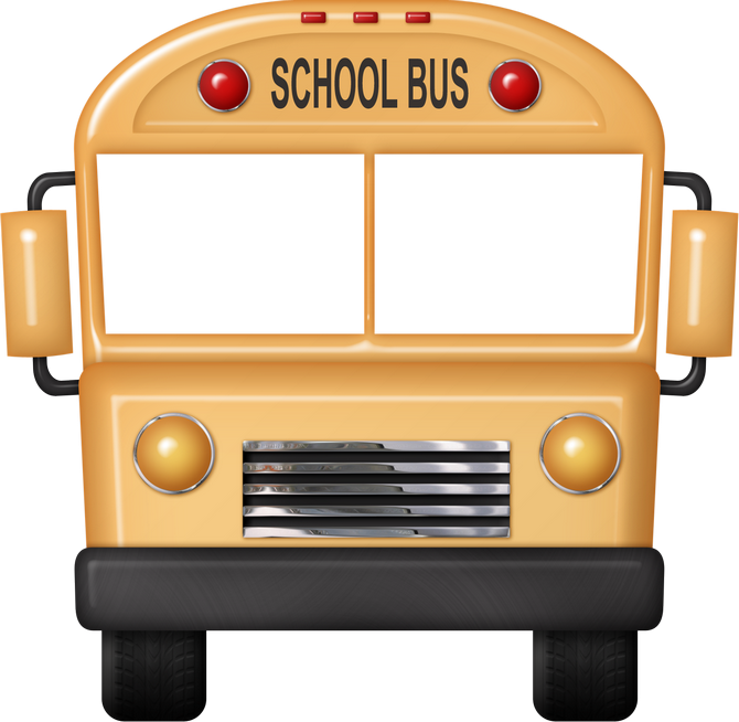 Ch b png borders. Clipart shapes bus