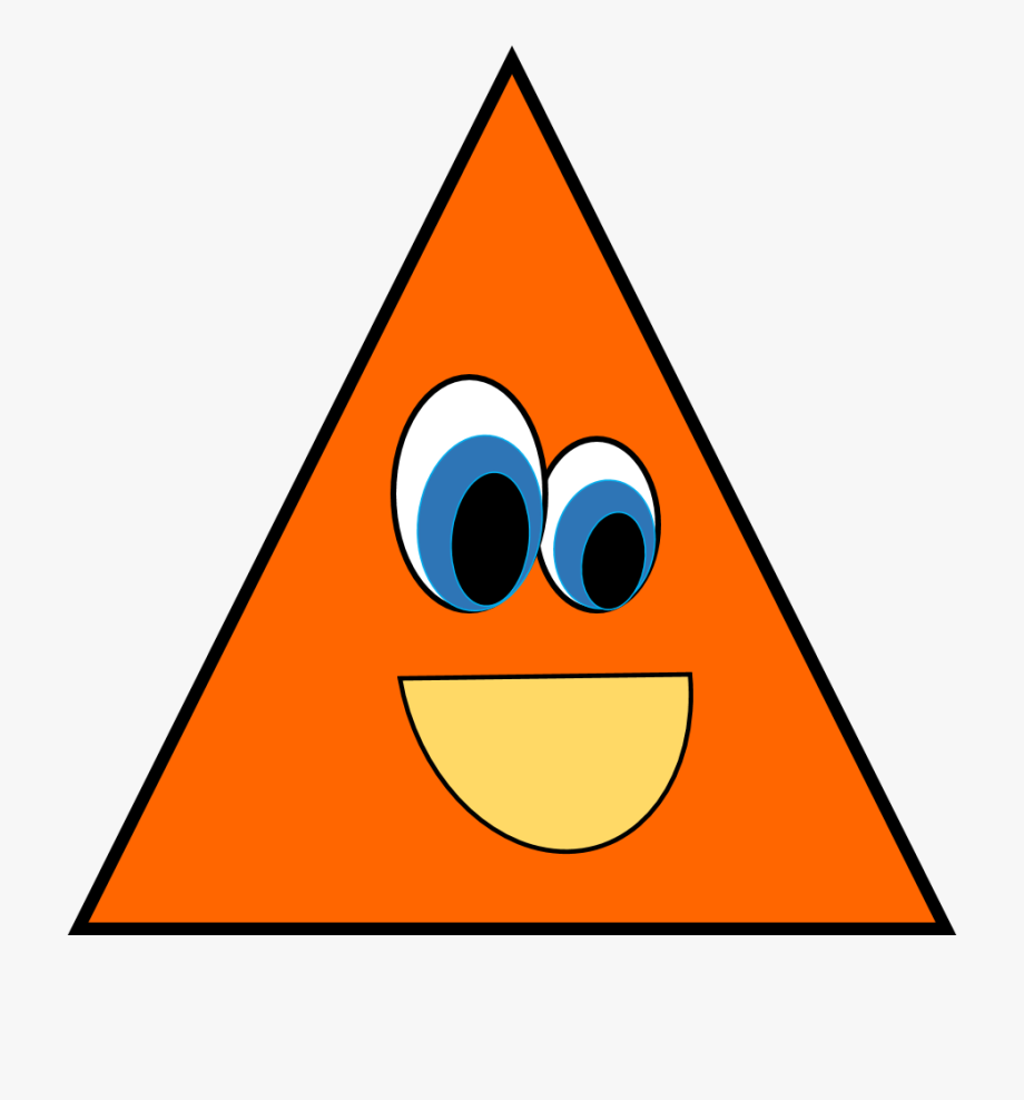 Triangular clipart different shape. Shapes free triangle transparent