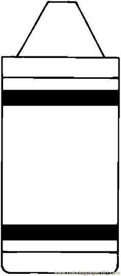 Printable the panda free. Crayon clipart shape