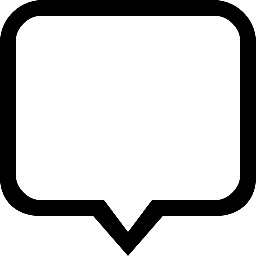 Clipart shapes dialogue. Dialog box svg png