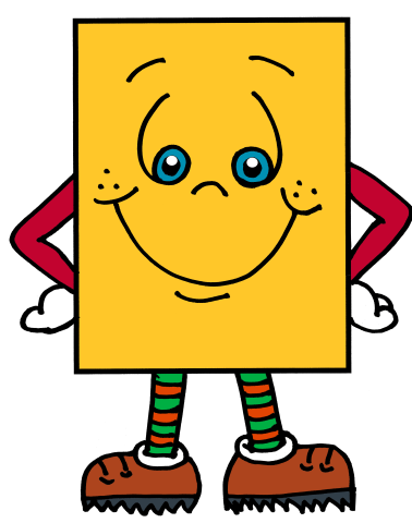 Square clipart shape person. Free shapes cliparts download