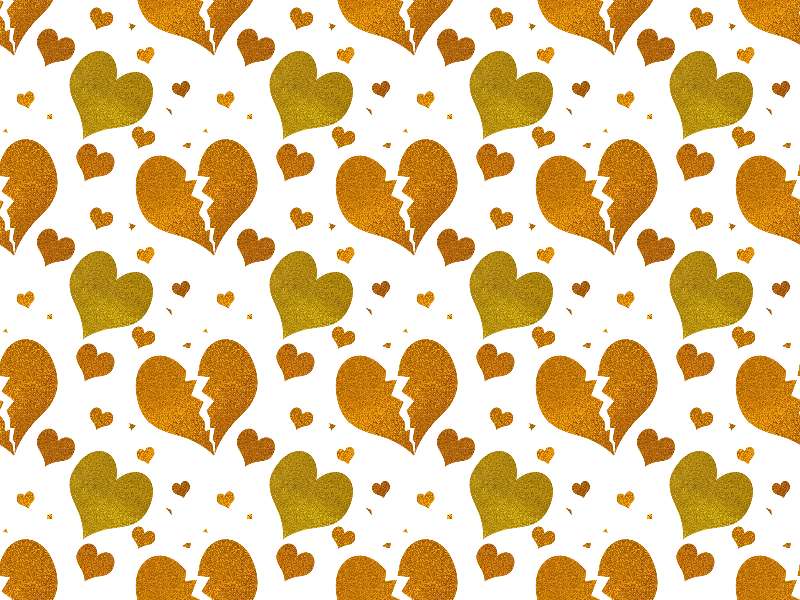 Dirt clipart seamless. Glitter heart pattern png
