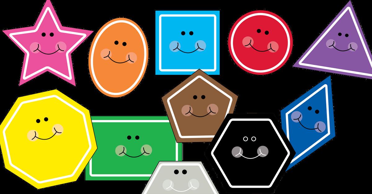Kindergarten clipart shape. Shapes the mind of