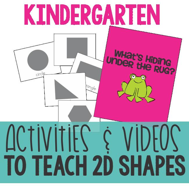 activities for describing. Geometry clipart preschool shape