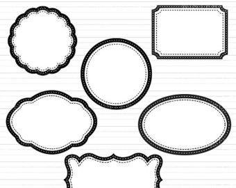 Clipart shapes ornamental. Decorative shape free download