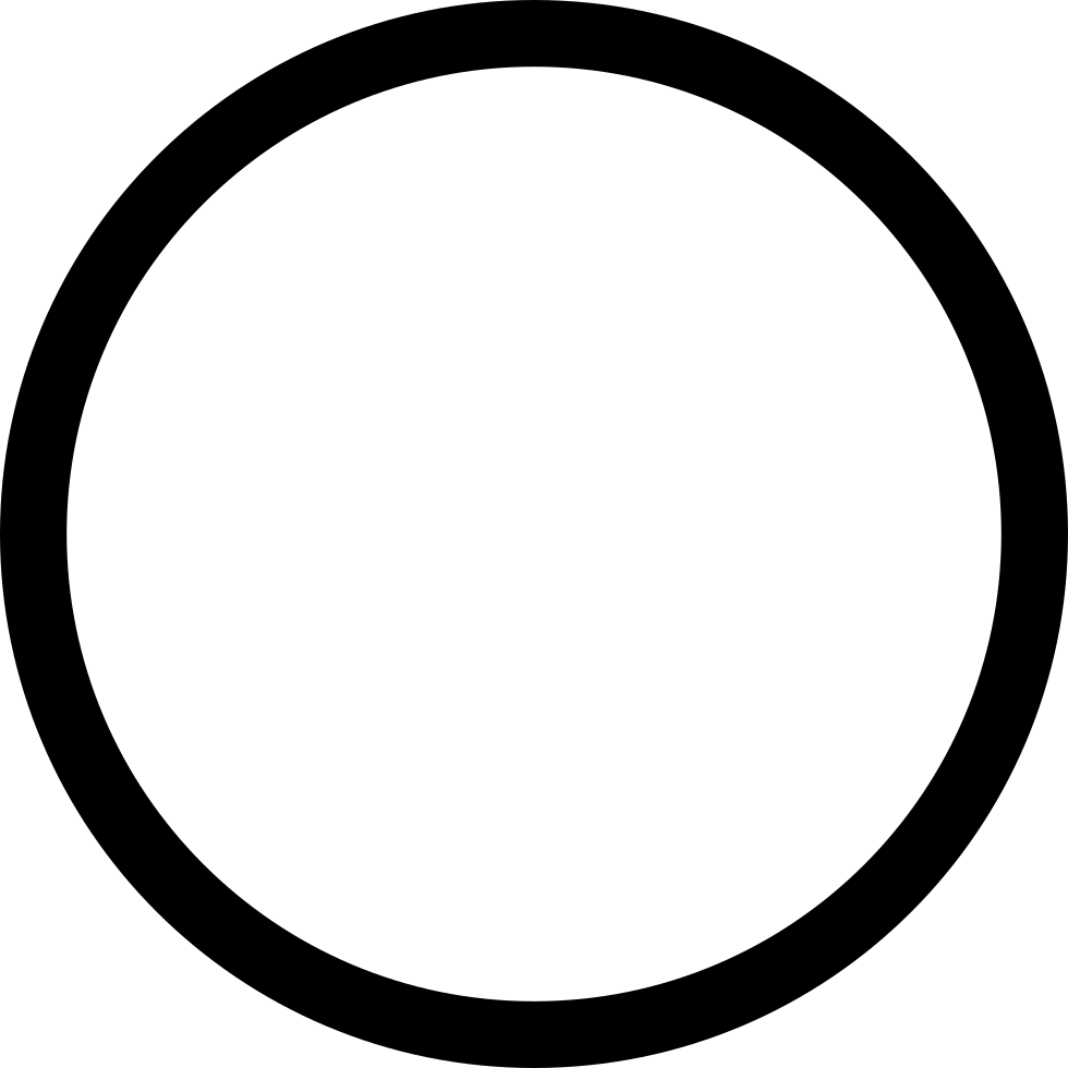 Oval geometric