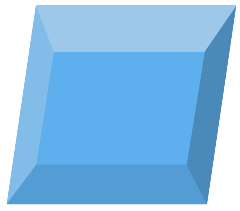 Square clipart quadrilateral shape. Triangles read geometry ck