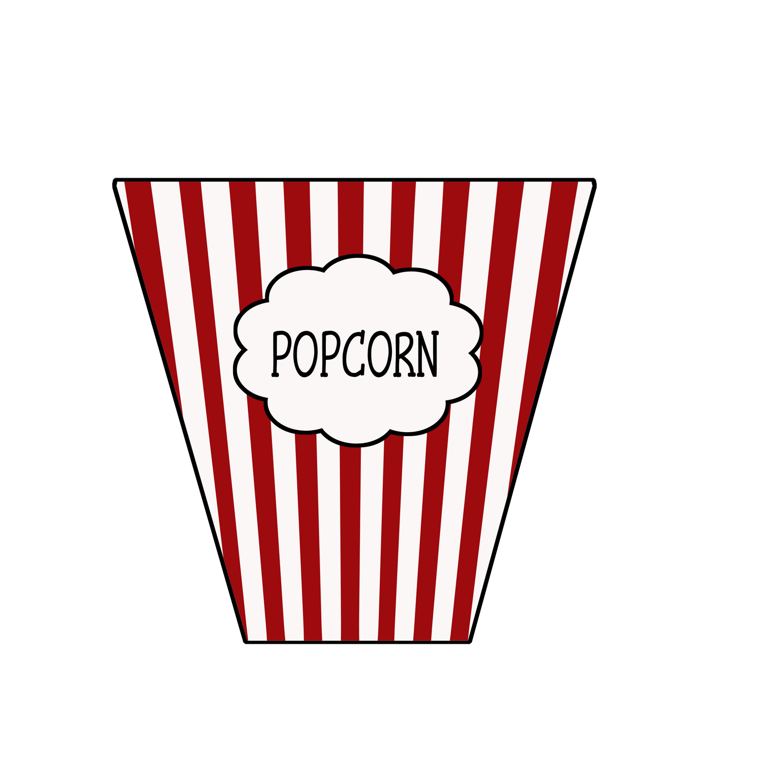 Busy bees wild about. Melonheadz clipart popcorn