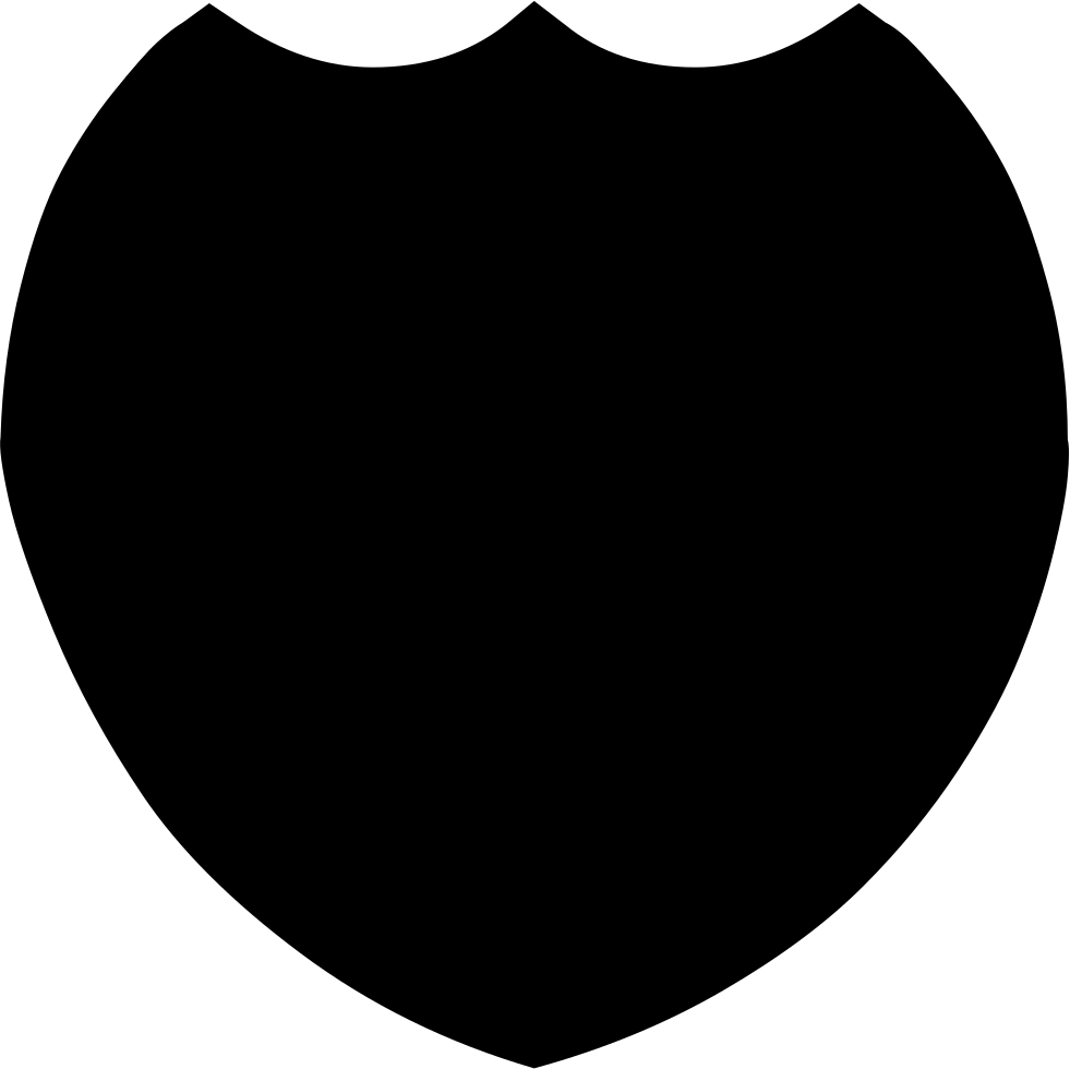 Clipart shield security shield. Silhouette at getdrawings com