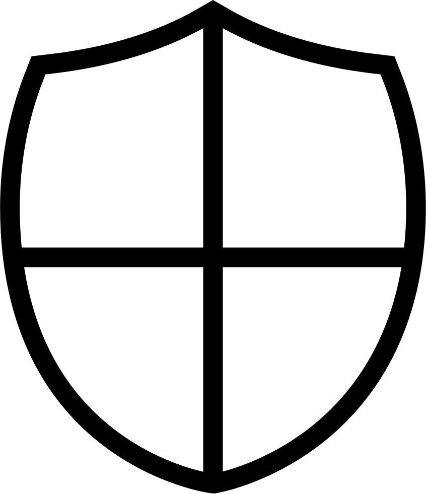 Shapes clipart shield. Little shape with a
