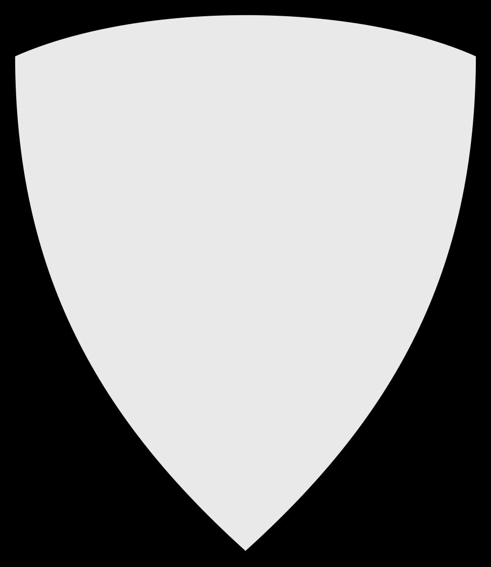 Shapes clipart shield. File coa illustration triangular