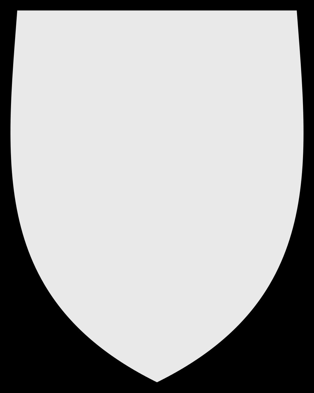Shapes clipart shield. File coa illustration heater