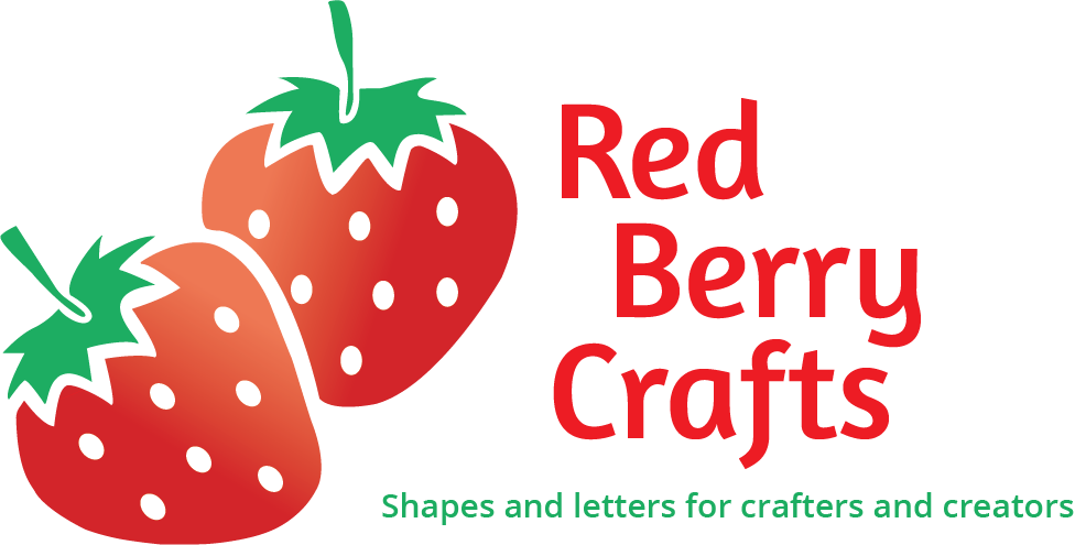Strawberries clipart shape. Homepage red berry crafts