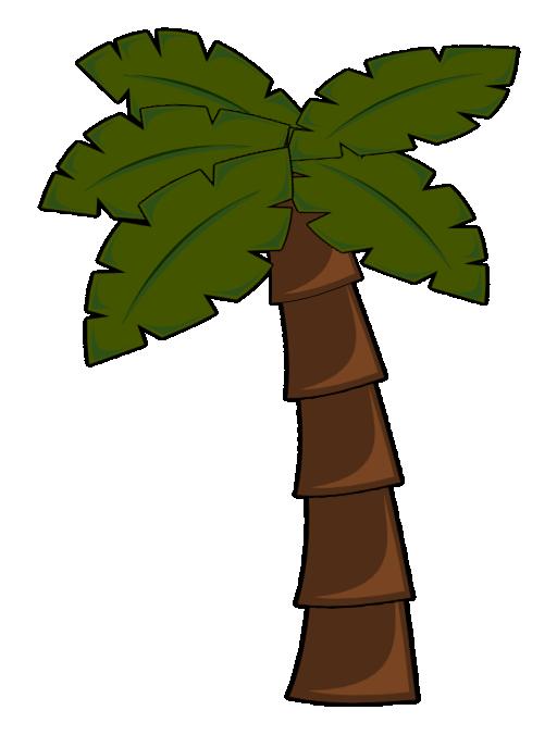palm clipart comic