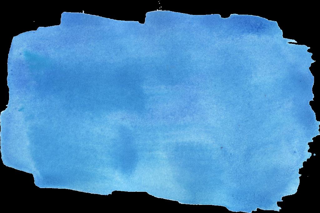 Diamond clipart watercolor.  blue brush stroke