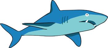 Clipart shark. Free