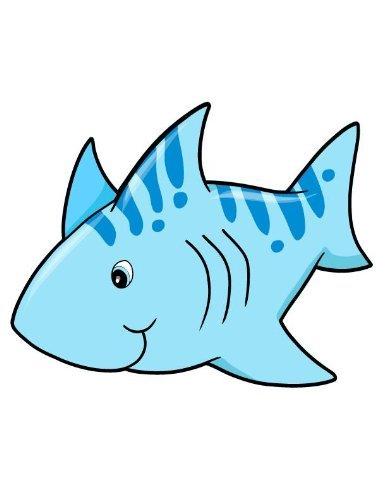 Clipart shark adorable. Free download clip art