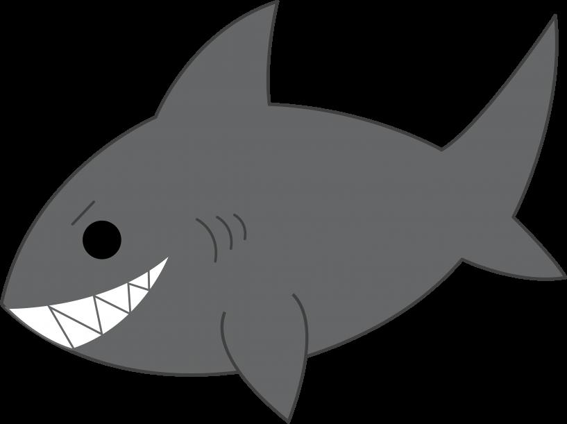 Jokingart com . Clipart shark bull shark