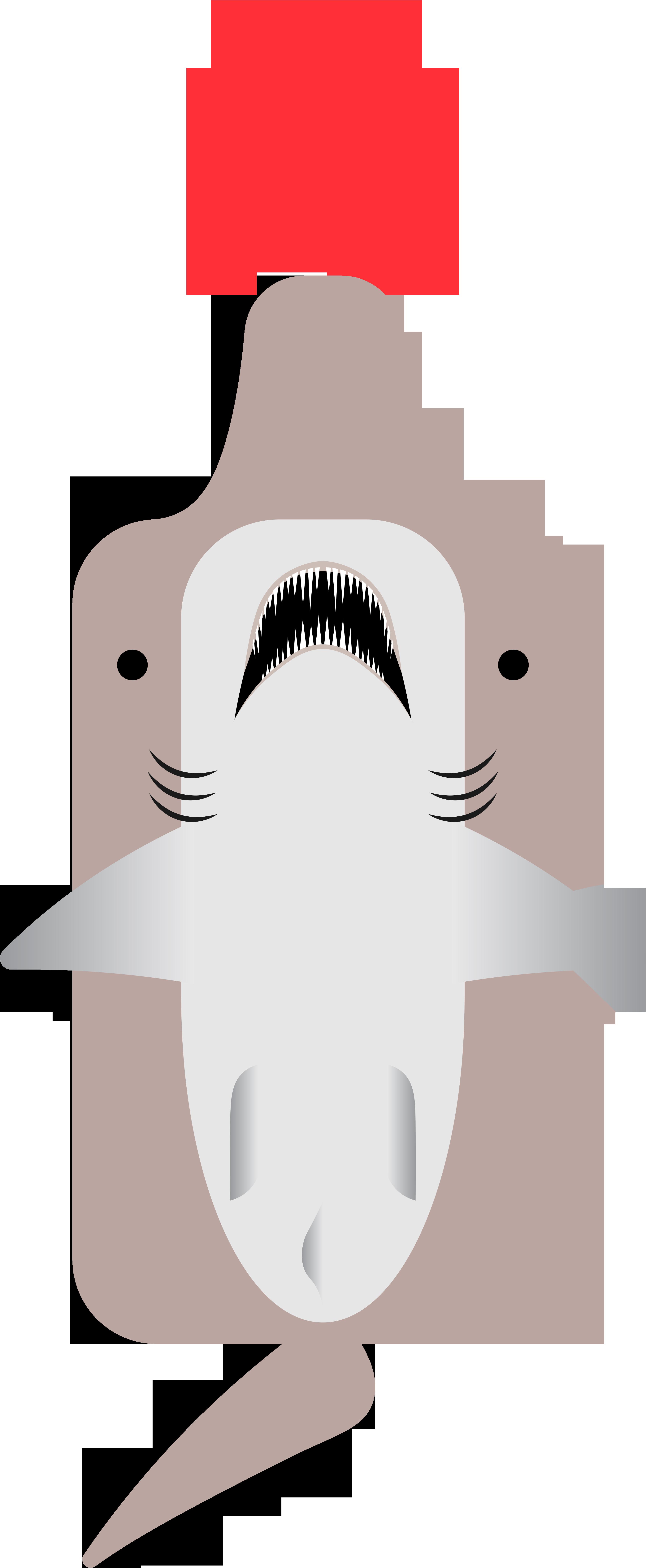 Clipart shark frilled shark. Animal goblin deeeepioartworks animalanimal